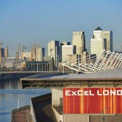 Отель DoubleTree By Hilton London Excel балкон