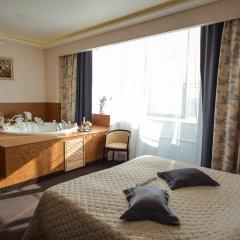 Отель Мелиот Челябинск комната для гостей фото 3
