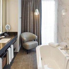 Отель Andaz Vienna Am Belvedere Австрия, Вена - отзывы, цены и фото номеров - забронировать отель Andaz Vienna Am Belvedere онлайн ванная фото 2