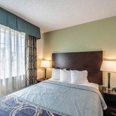 Отель Mainstay Suites Frederick комната для гостей