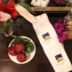 Отель Hoi An Phu Quoc Resort сауна
