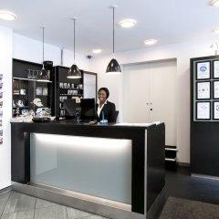 Отель Ansgar Дания, Копенгаген - 1 отзыв об отеле, цены и фото номеров - забронировать отель Ansgar онлайн интерьер отеля фото 3