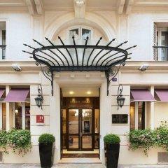Hotel Queen Mary Paris вид на фасад фото 3