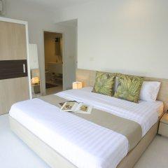Отель The Silver Palm Rama 9 - Bangkok комната для гостей