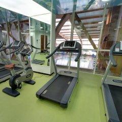 Hani Hotel фитнесс-зал фото 2