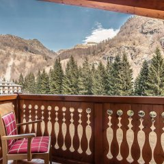 Hotel Lo Scoiattolo балкон