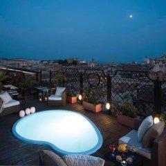 Отель Colonna Palace Hotel Италия, Рим - 2 отзыва об отеле, цены и фото номеров - забронировать отель Colonna Palace Hotel онлайн бассейн фото 2