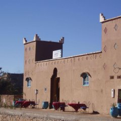 Отель La petite kasbah Марокко, Загора - отзывы, цены и фото номеров - забронировать отель La petite kasbah онлайн вид на фасад