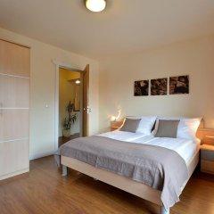Отель Bergviewhaus Apartments Австрия, Зёлль - отзывы, цены и фото номеров - забронировать отель Bergviewhaus Apartments онлайн комната для гостей фото 4