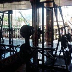 Отель Royal Phawadee Village фитнесс-зал
