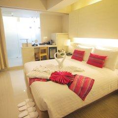 Отель Aspira Hiptique Sukhumvit 13 комната для гостей фото 5