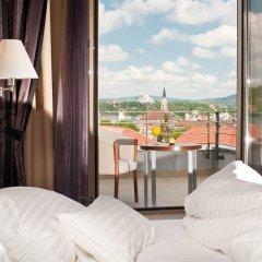 Ramada Hotel Cluj балкон