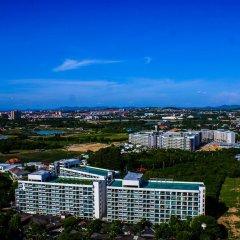 Отель Dusit Grand Condo View Jomtien Паттайя