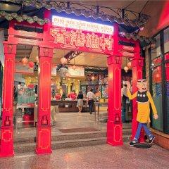 Отель Windsor Plaza Hotel Вьетнам, Хошимин - 1 отзыв об отеле, цены и фото номеров - забронировать отель Windsor Plaza Hotel онлайн фитнесс-зал фото 3
