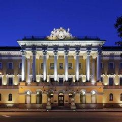 Гостиница Four Seasons Lion Palace St. Petersburg вид на фасад фото 2
