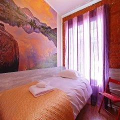 Мини-Отель Аморе Стандартный номер с разными типами кроватей фото 24