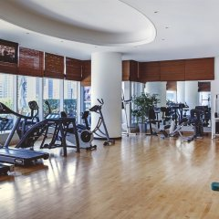 Отель CORNICHE Абу-Даби фитнесс-зал фото 3