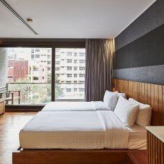 Отель Luxx Xl At Lungsuan Бангкок комната для гостей фото 2