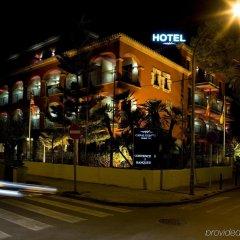 Hotel Canal Olímpic парковка