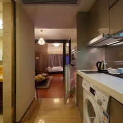 Private-Enjoyed Home-U Hotel Apartment в номере