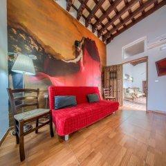 Отель Apartamentos Jerez Испания, Херес-де-ла-Фронтера - отзывы, цены и фото номеров - забронировать отель Apartamentos Jerez онлайн комната для гостей фото 4