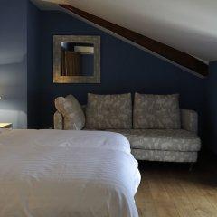 Отель Villa Cornelius сейф в номере
