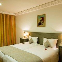 Отель El Oumnia Puerto Марокко, Танжер - отзывы, цены и фото номеров - забронировать отель El Oumnia Puerto онлайн комната для гостей фото 2