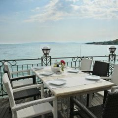Отель Royal Bay Resort All Inclusive Болгария, Балчик - отзывы, цены и фото номеров - забронировать отель Royal Bay Resort All Inclusive онлайн балкон