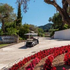 Отель Aeolos Beach Resort All Inclusive Греция, Корфу - отзывы, цены и фото номеров - забронировать отель Aeolos Beach Resort All Inclusive онлайн фото 2