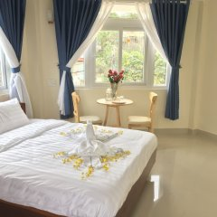 NK Dalat Hotel Далат комната для гостей фото 3