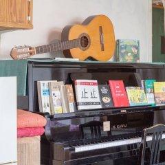 Tokyo Hikari Guesthouse - Hostel Токио гостиничный бар
