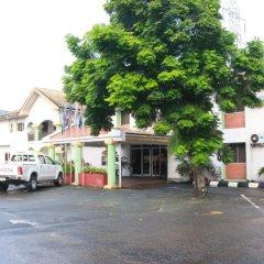 Randolph Hotel and Resorts парковка