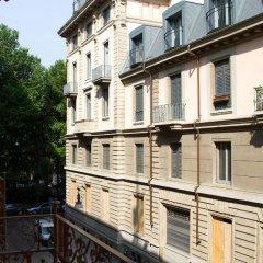 Отель Style Hotel Италия, Милан - отзывы, цены и фото номеров - забронировать отель Style Hotel онлайн балкон