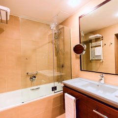 Отель NH Poznan Польша, Познань - 1 отзыв об отеле, цены и фото номеров - забронировать отель NH Poznan онлайн ванная