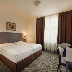 Central Hotel Prague Прага комната для гостей