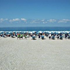 Hotel Delle Canne Амантея пляж фото 2
