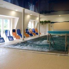Отель Komorni Hurka Чехия, Хеб - отзывы, цены и фото номеров - забронировать отель Komorni Hurka онлайн бассейн фото 2