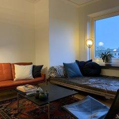 Отель 2 bedroom apt Axel Møllers Have 1422-1 Фредериксберг комната для гостей