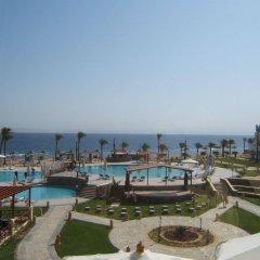 Отель Aquamarine Sun Flower Resort бассейн