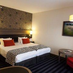 Отель Les Comtes De Mean Льеж комната для гостей фото 4