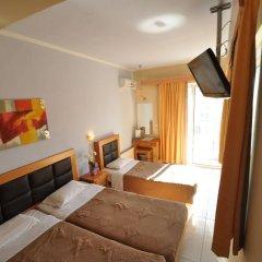 Hotel Parthenon City Родос комната для гостей