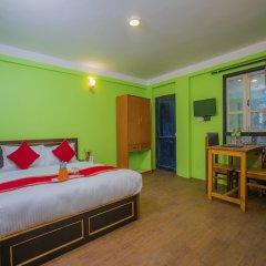 Отель OYO 280 Hob Nob Garden Resort Непал, Катманду - отзывы, цены и фото номеров - забронировать отель OYO 280 Hob Nob Garden Resort онлайн комната для гостей