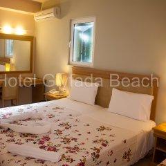 Glyfada Beach Hotel комната для гостей фото 3