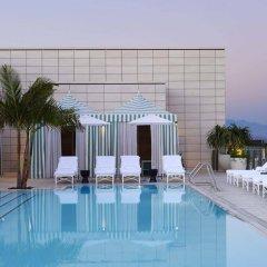 Отель Waldorf Astoria Beverly Hills Беверли Хиллс бассейн