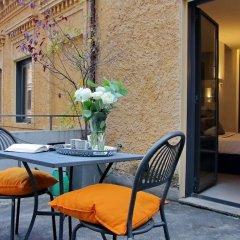 Отель Urben Suites Apartment Design Италия, Рим - 1 отзыв об отеле, цены и фото номеров - забронировать отель Urben Suites Apartment Design онлайн балкон