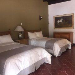Hotel Parador Santa Cruz сейф в номере