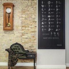 Отель Sherlock Art Hotel Латвия, Рига - отзывы, цены и фото номеров - забронировать отель Sherlock Art Hotel онлайн интерьер отеля фото 2