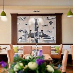 Das Reinisch Bed & Breakfast Hotel Vienna Airport Вена гостиничный бар