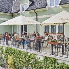 Отель Komorni Hurka Чехия, Хеб - отзывы, цены и фото номеров - забронировать отель Komorni Hurka онлайн бассейн фото 3