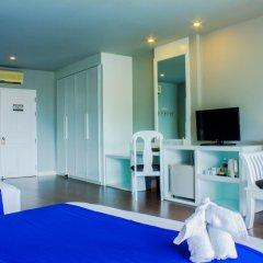 Отель Arinara Bangtao Beach Resort 4* Студия с разными типами кроватей фото 4
